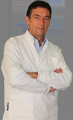fotografia del medico dentista Francesco D'alba