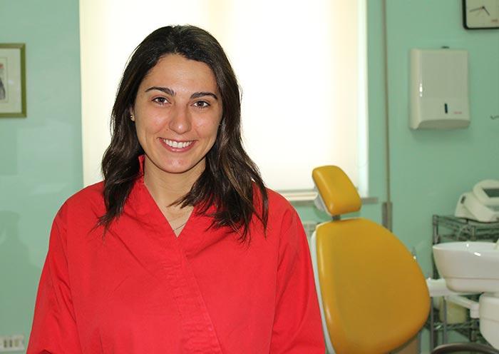 fotografia della Dottoressa Simonetta D'Alba, dentista a Palermo